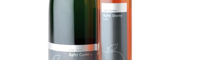 roterhamm Premium Apfel Cuveé Sherry